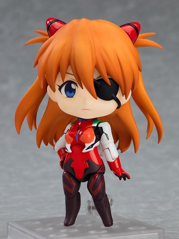 [Pre-Order] Good Smile Company Nendoroid No.1431 Asuka Shikinami Langley: Plugsuit Ver. - Rebuild of Evangelion