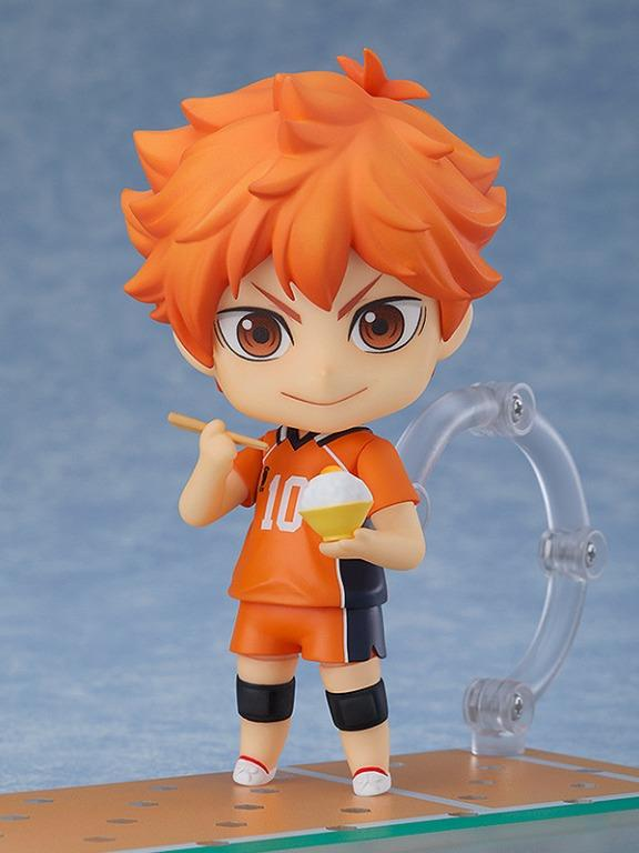 [Pre-Order] Good Smile Company Orange Rouge Nendoroid No.1411 Shoyo Hinata: The New Karasuno Ver. - HAIKYU!! TO THE TOP