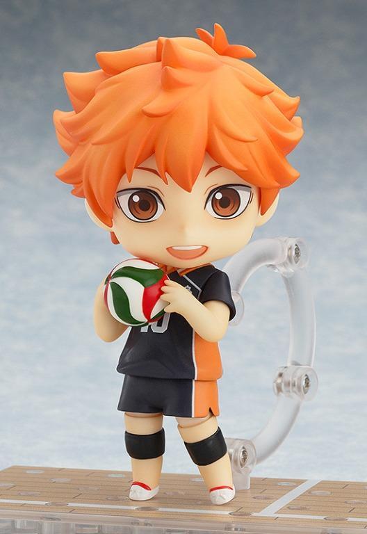[Pre-Order] Good Smile Company Orange Rouge Nendoroid No.461 Shoyo Hinata (4th-run) - Haikyu!!
