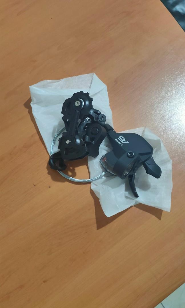 Sepaket Shifter 9 speed dan Rd 9 speed  (shortcage)