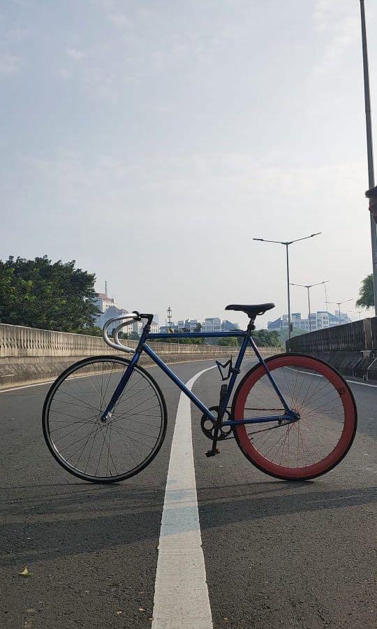 Sepeda Fixie Clasic
