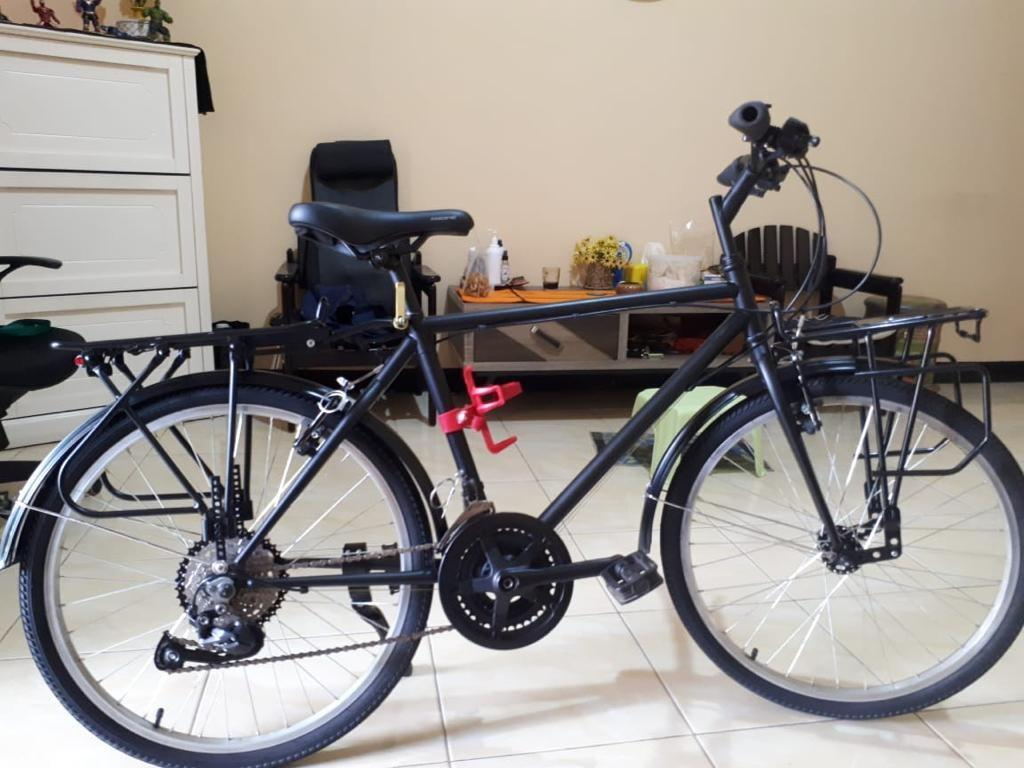 Sepeda Semi Mtb
