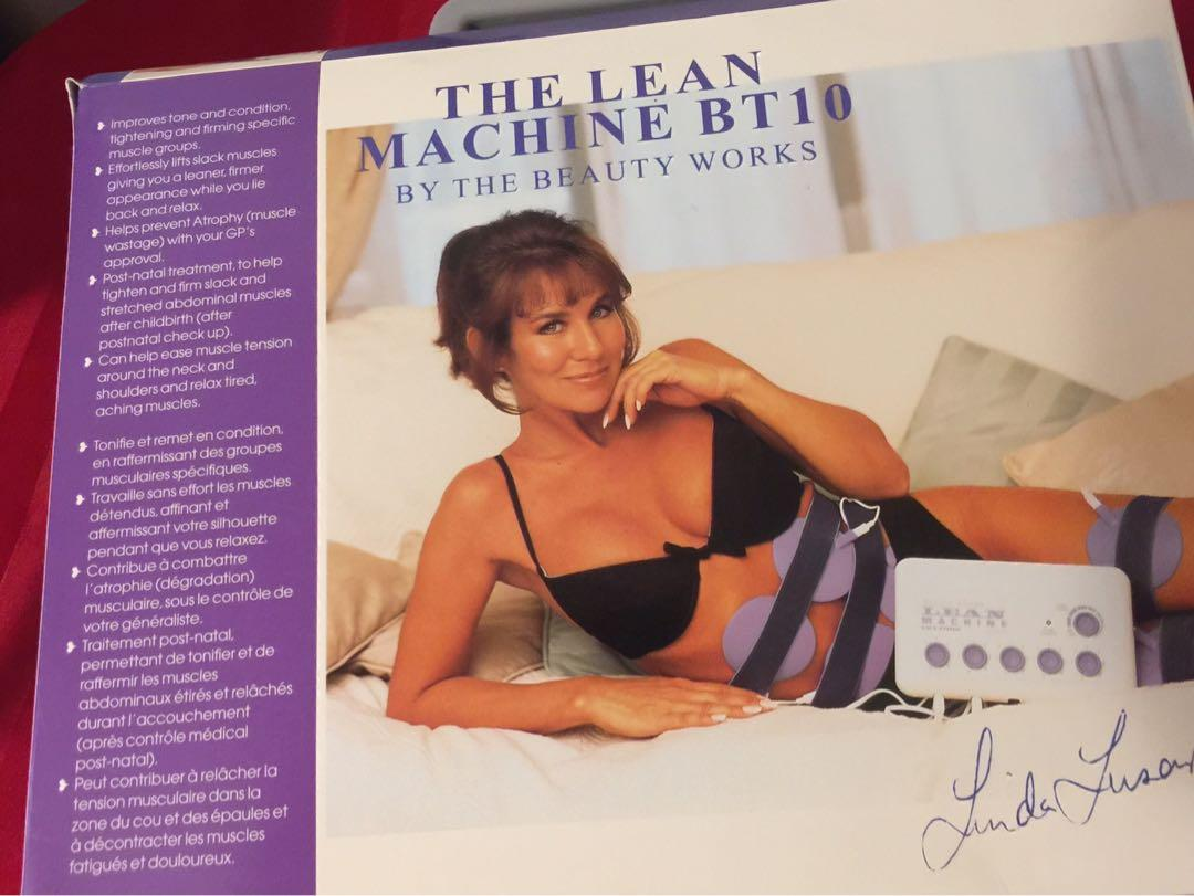 THE LEAN MACHINE BT10 By the beauty works**