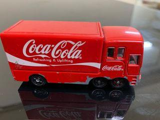 TOMICA可口可樂模型車