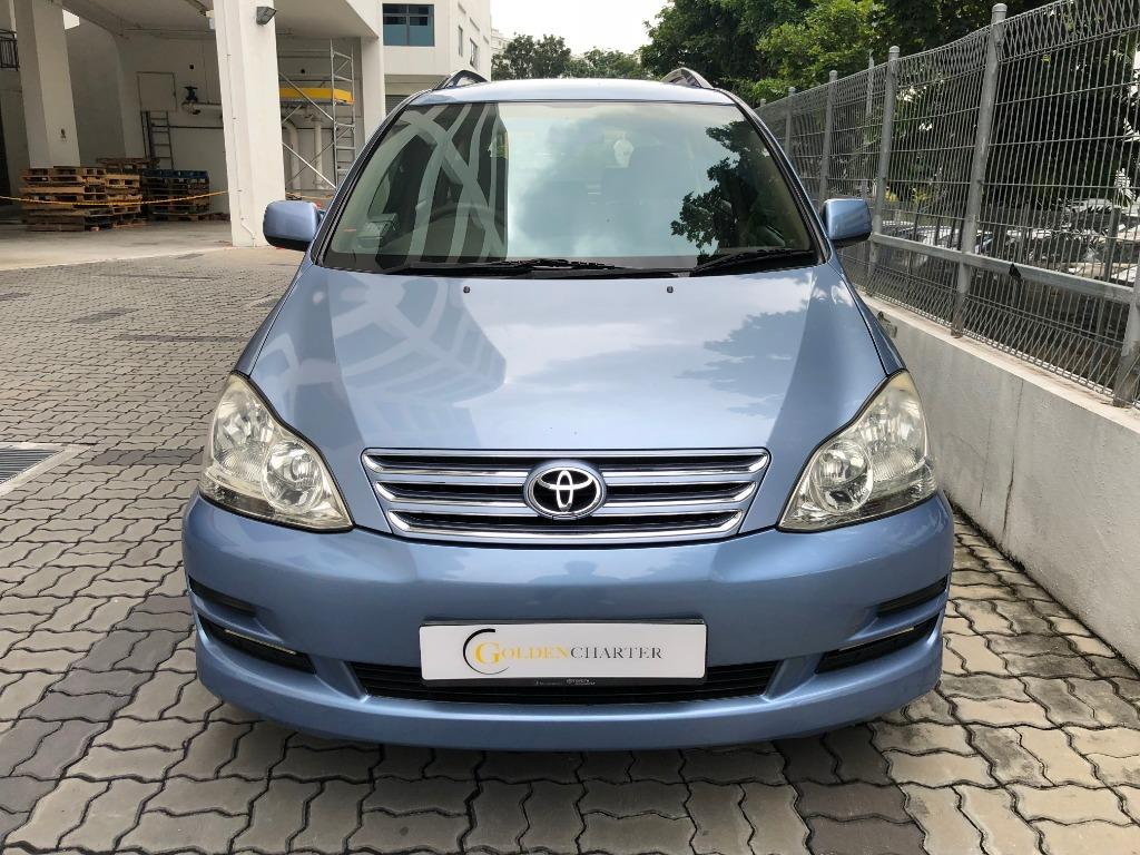 Toyota Picnic For Rent ! Contact 88930084