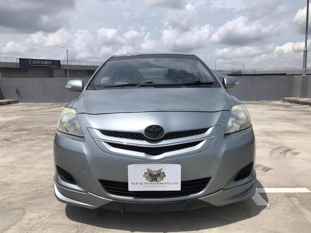 Toyota Vios 1.5 J (A)