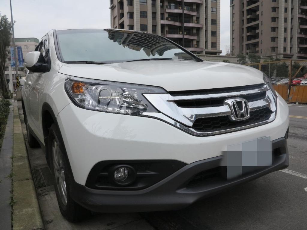 2015 HONDA CRV 2.0 超低里程只跑4萬 原鈑件 售41萬 db