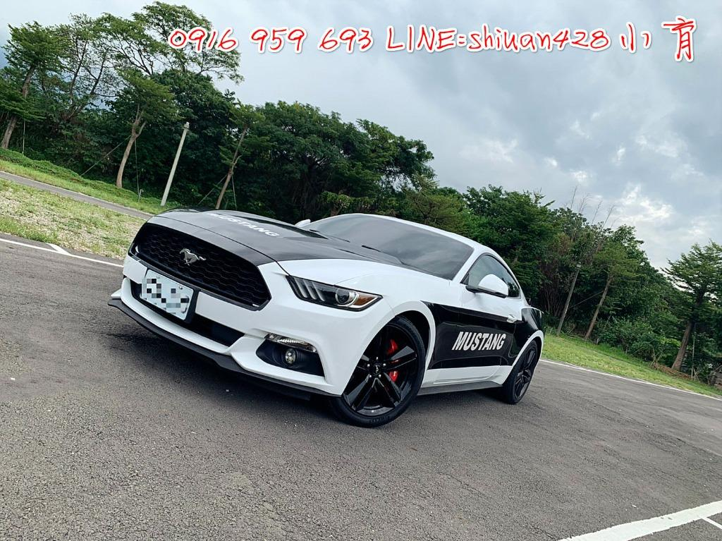 《《 2016 Ford Mustang 2.3 野馬 》》