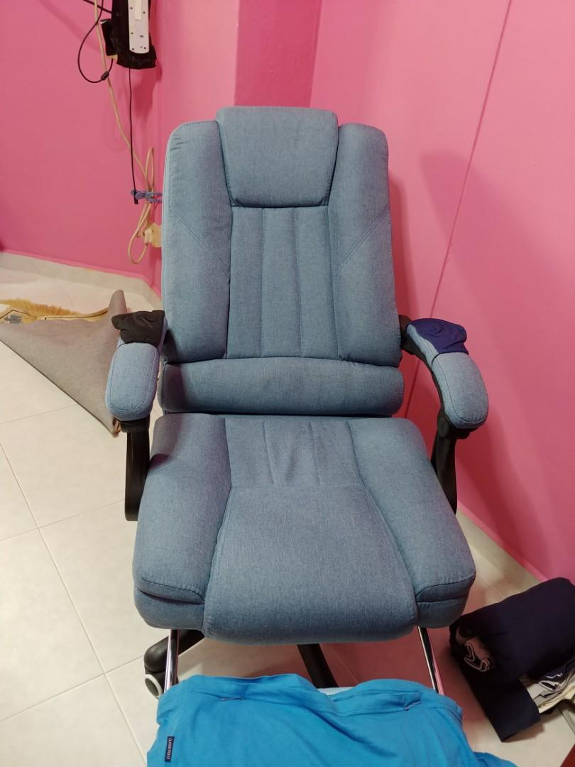 Boss Chair Office Chair Super Comfy Furniture Tables Chairs On Carousell