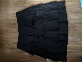 Bread n butter black skirt