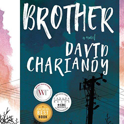 Brother Novel by David Chariandy (LIKE NEW) no marks