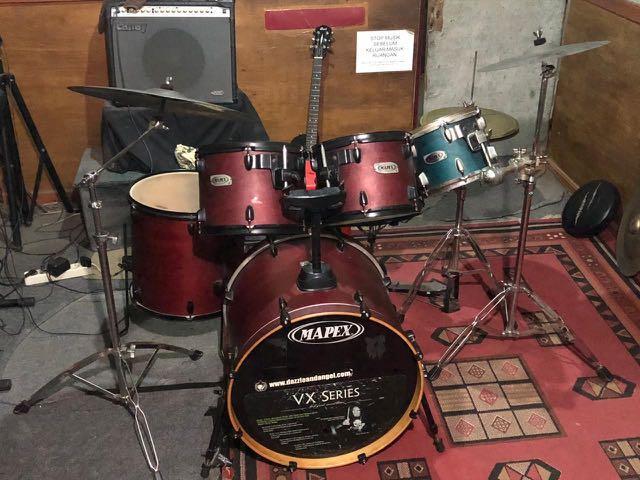Drum Set Mapex VX series