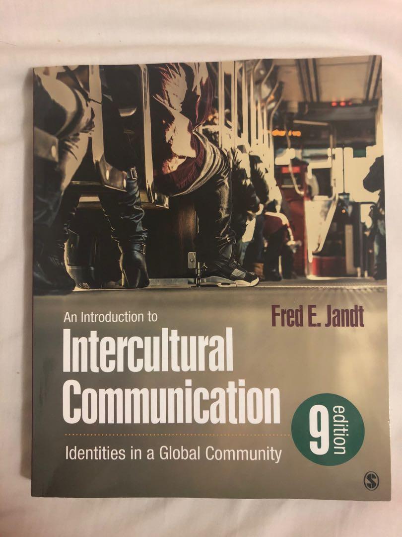 Edition 9: An Intercultural Communication