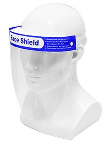 Face Shield Direct Splash Protection