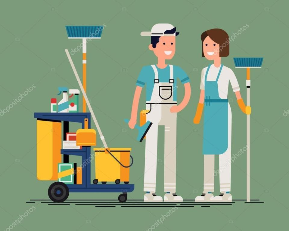 Facilities Cleaners
