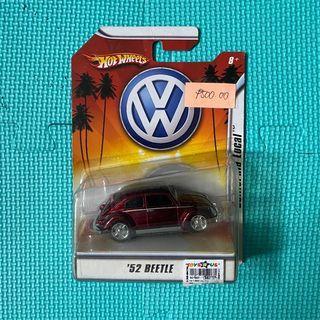 1//18 pieces loose volkswagen new beetle 2.0l bburago