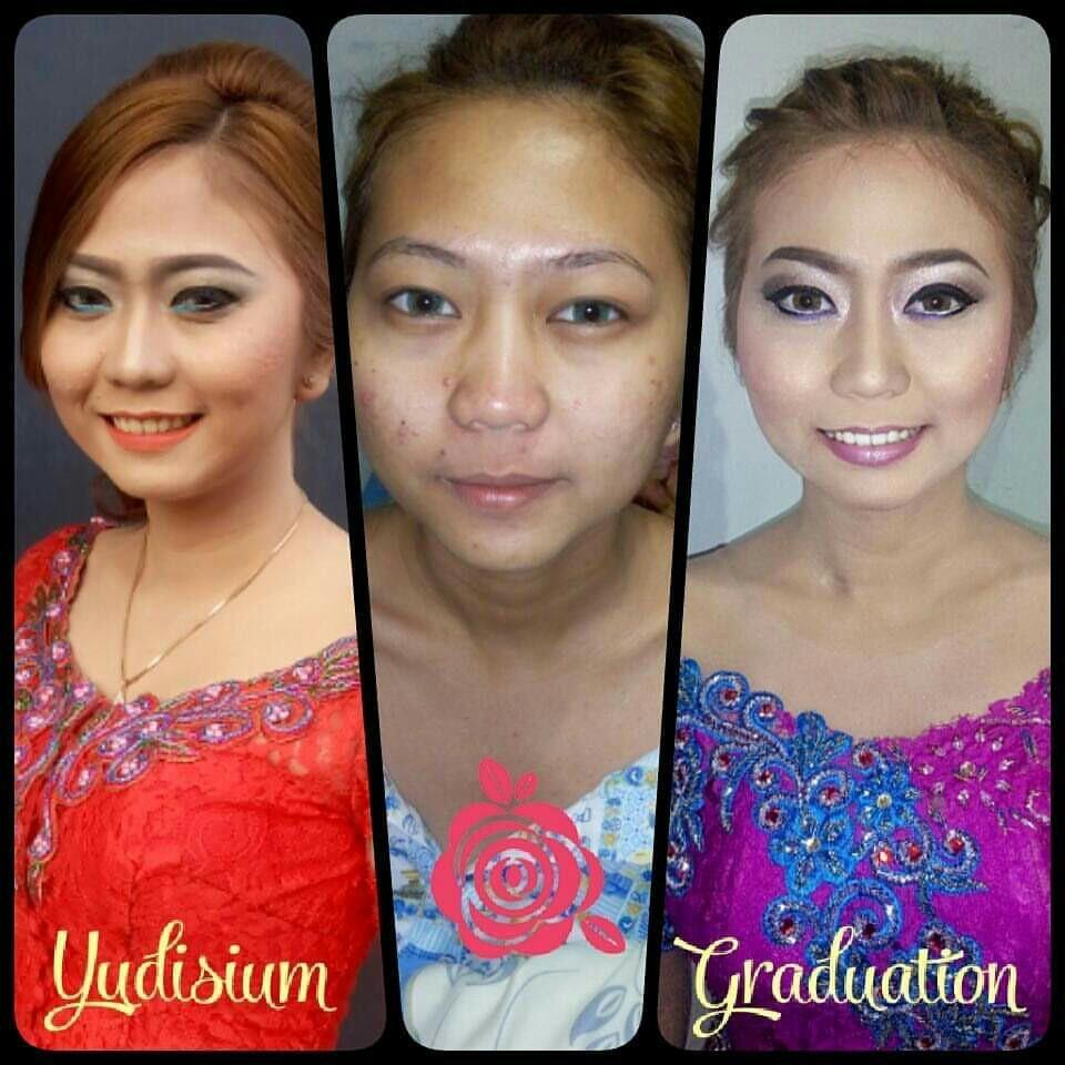 Jasa Makeup & Hairdo| Wisuda or Yudisium