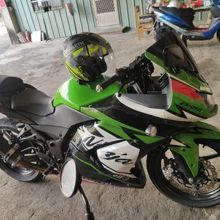 Kawasaki Ninja 250R 小忍者 250 忍三可參考