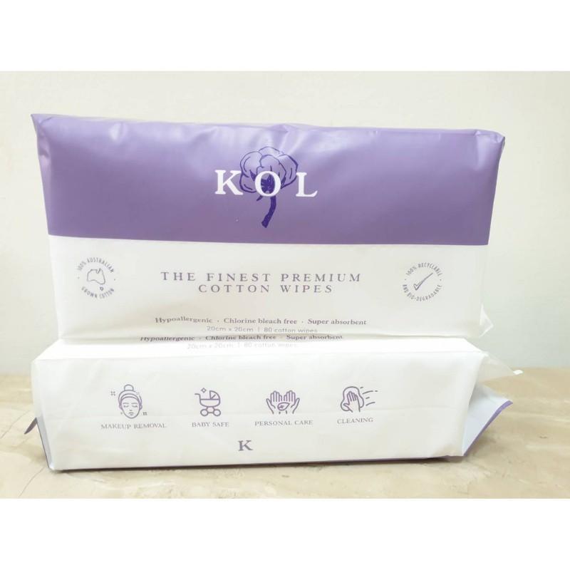 【白芷北歐雜貨🐦】🌻預購🌻澳洲KOL女神巾洗臉巾(80抽)