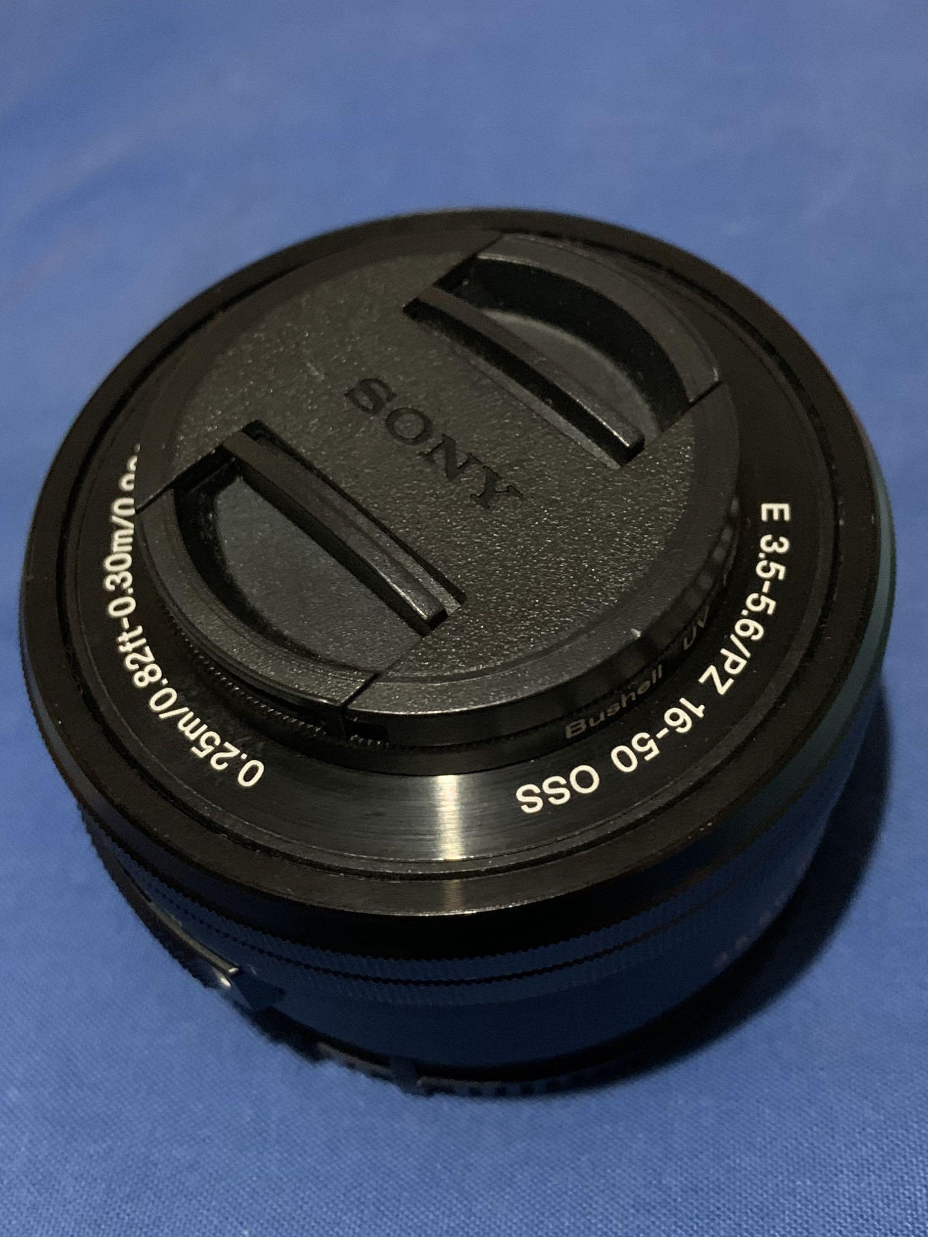 #bisnisbaru Lensa Sony 16-50mm  OSS #bisnisbaru