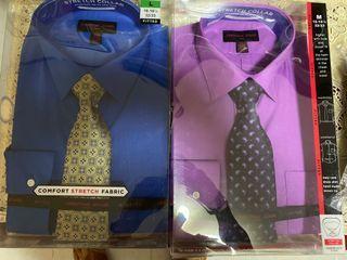 Men's long sleeve for formal event