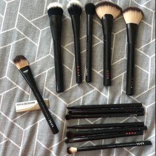 Nyx proffesional brush set