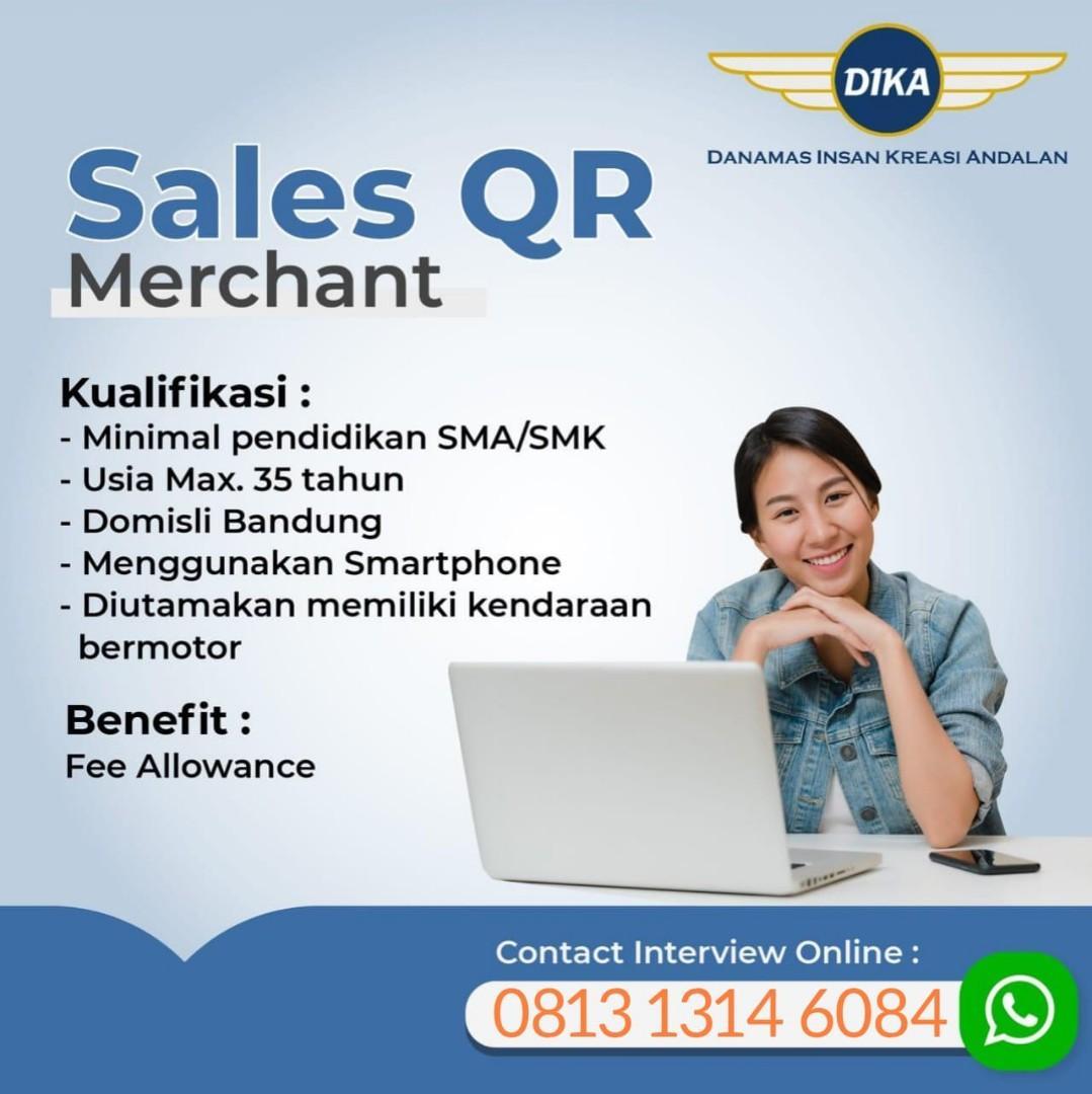 Sales Qris BCA