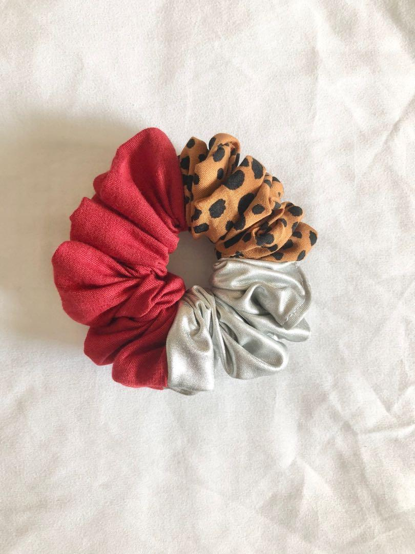 Accessorize X5 Hair Scrunchie Hairband Mixed Styles Mix Pieces