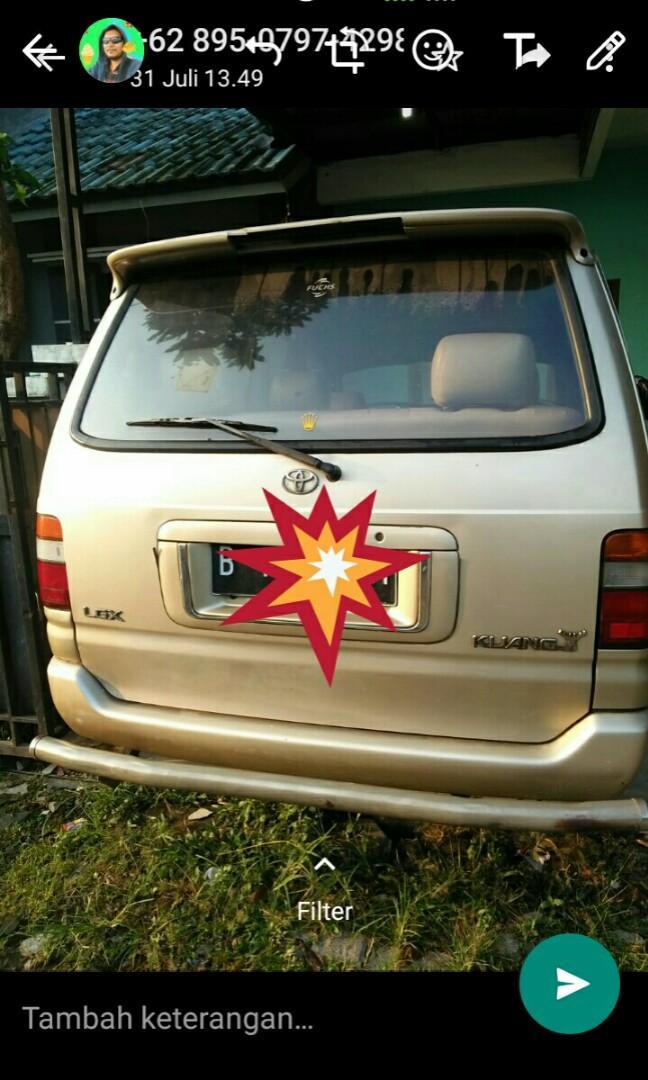Toyota LGX Tahun 1999
