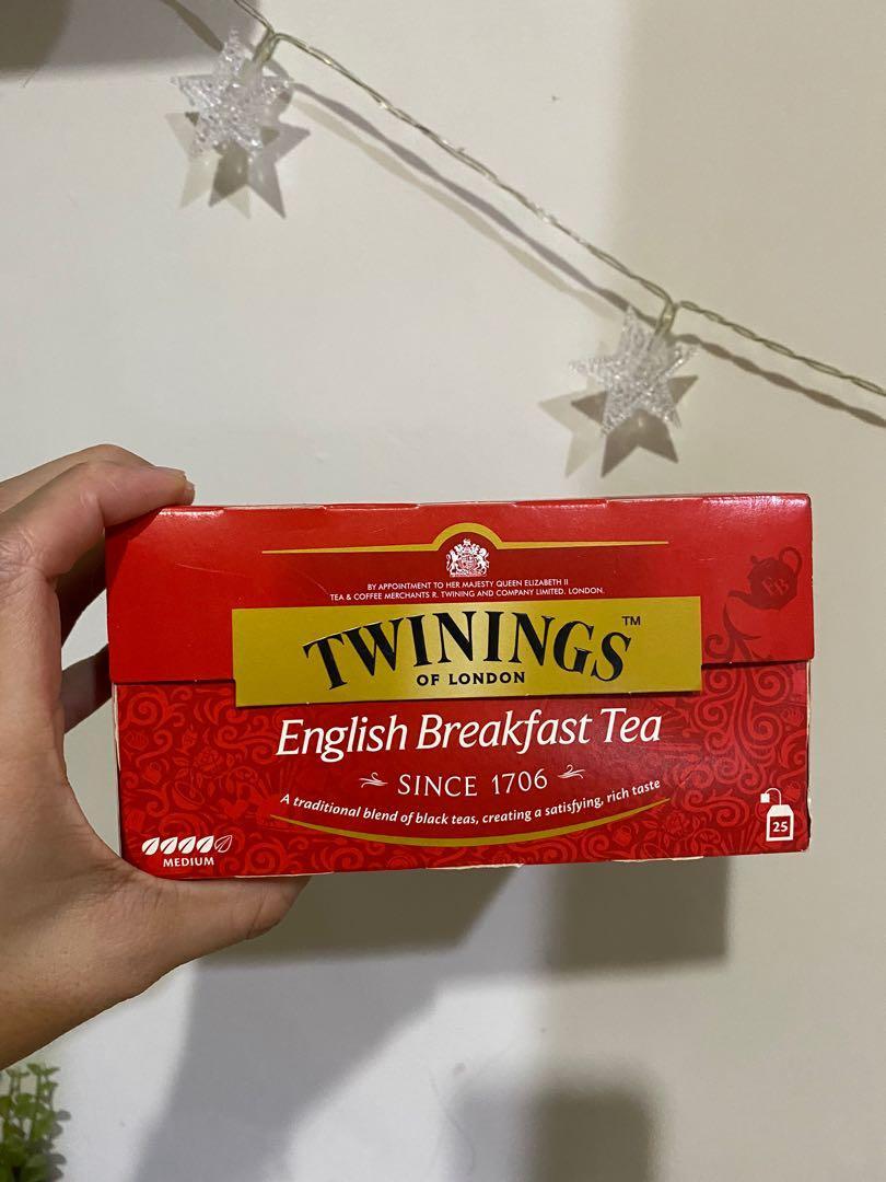 Twinings唐寧茶 早餐茶 剩圖片的包數 隨便賣