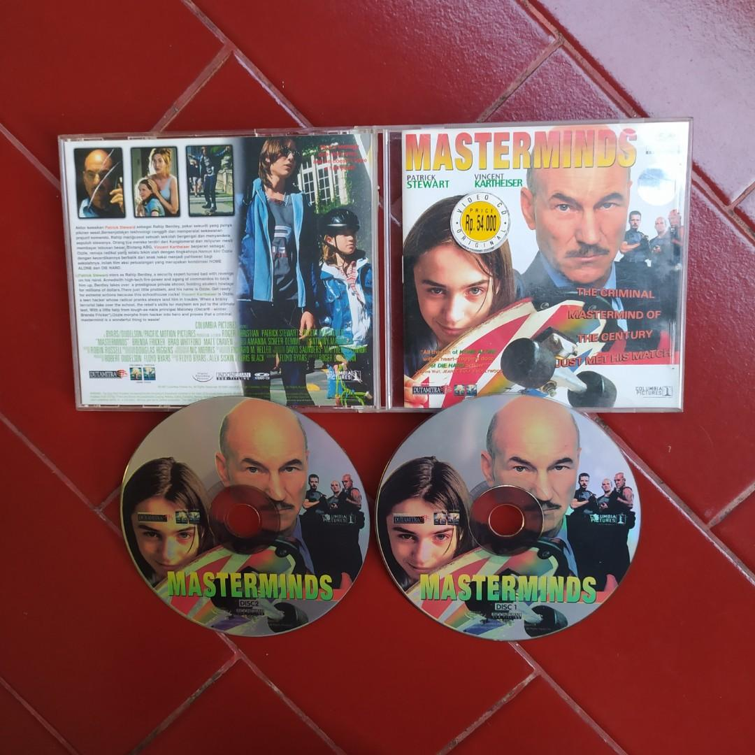 VCD Film: Masterminds