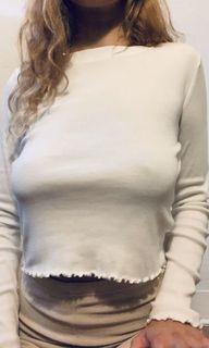 White Long-Sleeve
