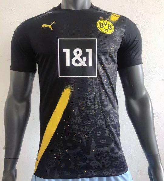 20 21 Borussia Dortmund Player Issue Kits Men S Fashion Clothes Tops On Carousell