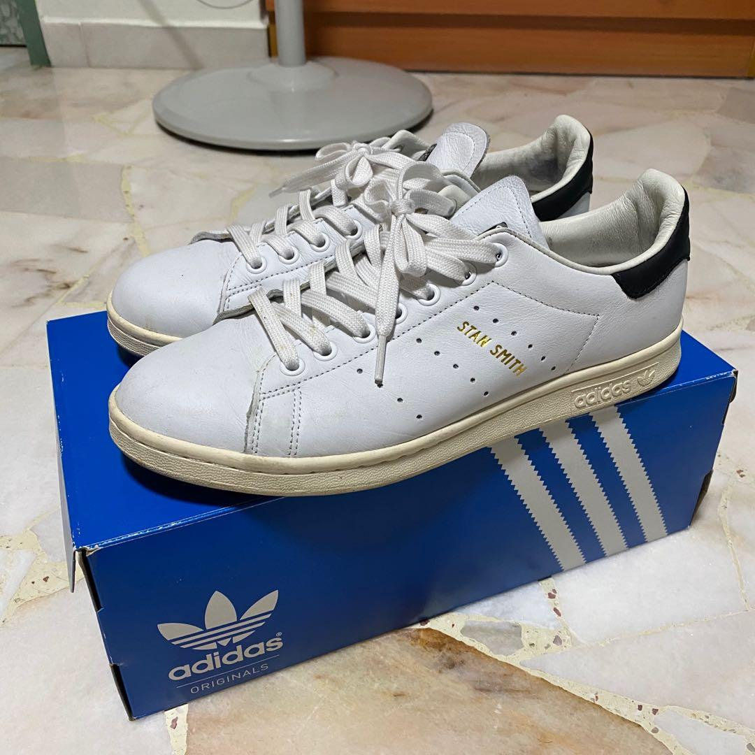 Adidas Originals Stan Smith Black White