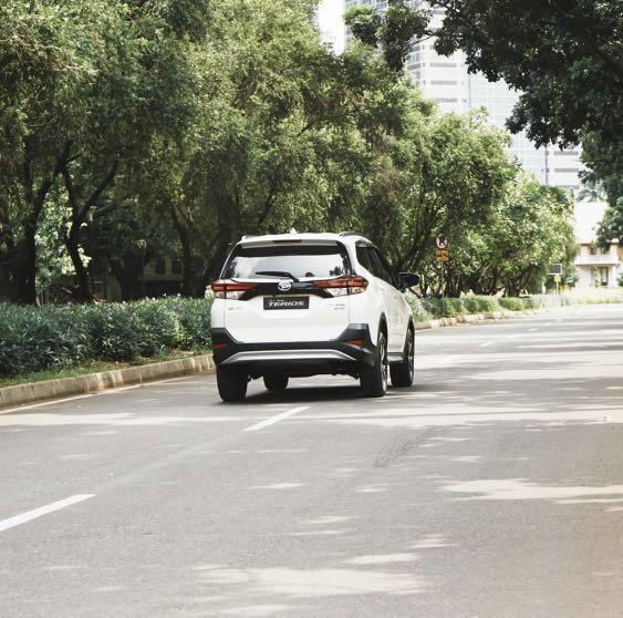 ANGSURAN RINGAN Daihatsu Terios mulai 4,4 jutaan. Daihatsu Fatmawati