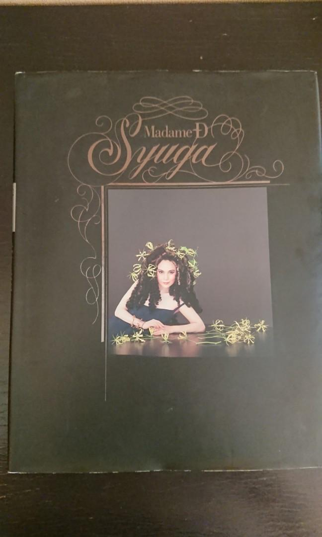 Art book Madame D'Syuga by Dewi Soekarno
