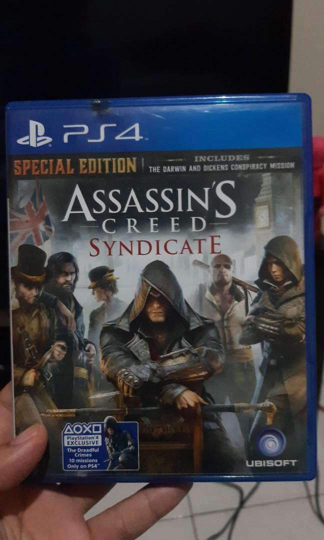 BD PS4 Ac Syndicate