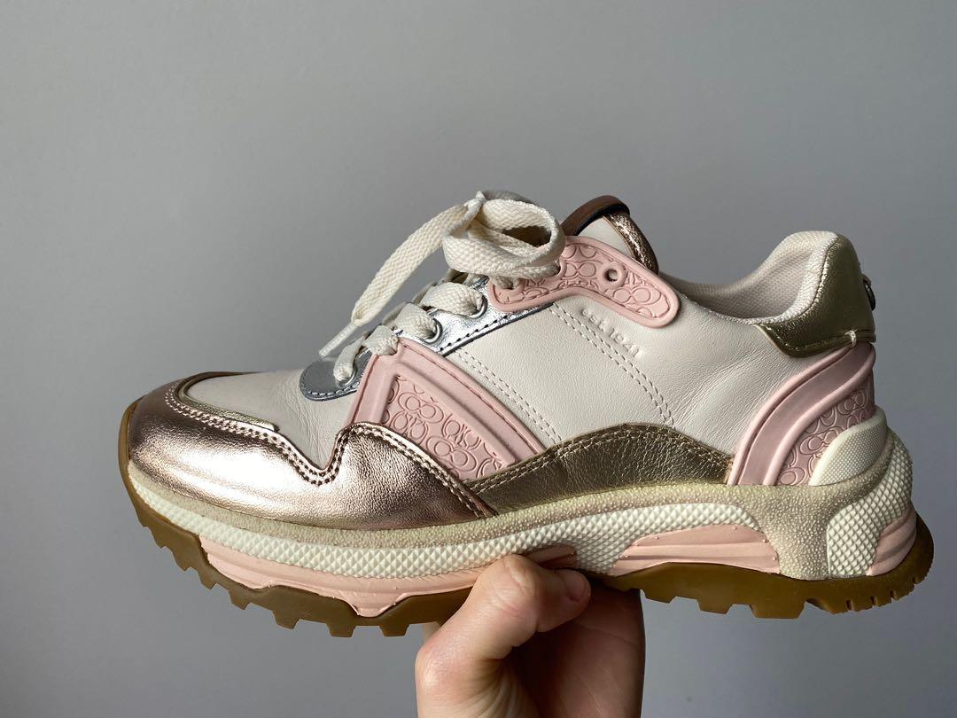 Coach Sneakers, Women's Fashion, Shoes