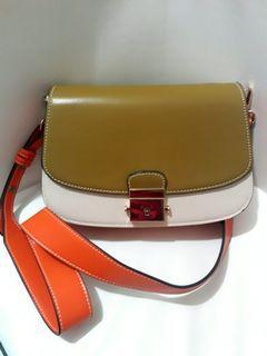 Colorblocked Bag