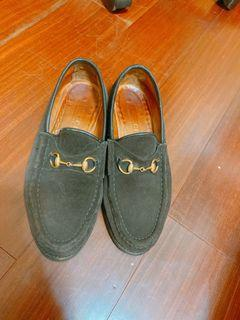日本帶回正品gucci馬鞍鞋 懶人鞋