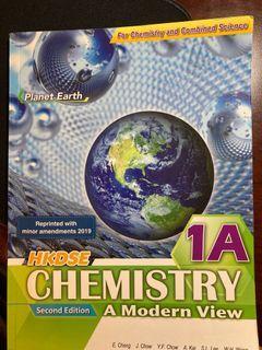 HKDSE Chemistry 1A