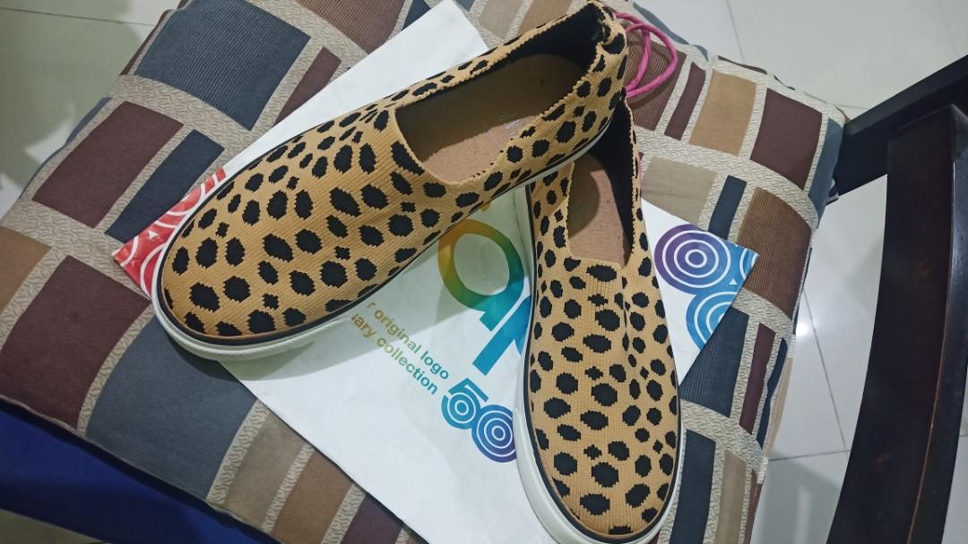 Leopard Gap Shoes, Women's Fashion