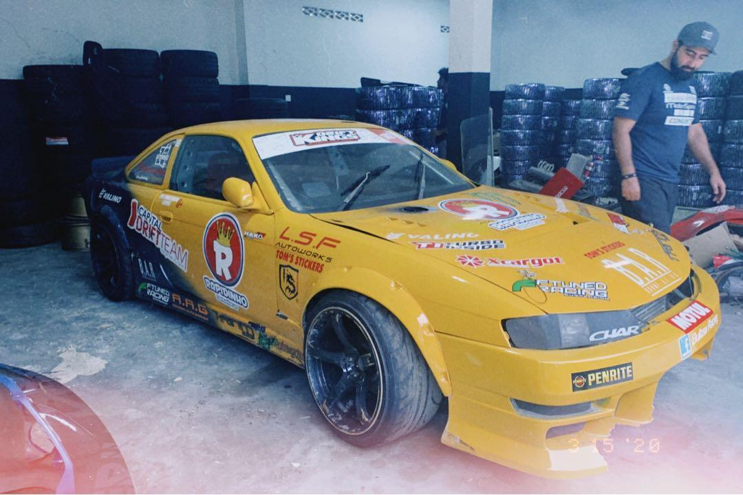 Nissan Silvia S14 Manual Cars Other Vehicles On Carousell