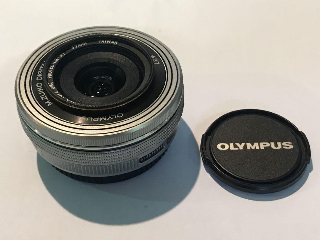 【OLYMPUS】M.ZUIKO DIGITAL ED 14-42mm F3.5-5.6 EZ 交換式鏡頭 電動 餅乾鏡4
