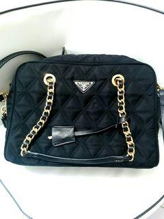P.Quilted Bag