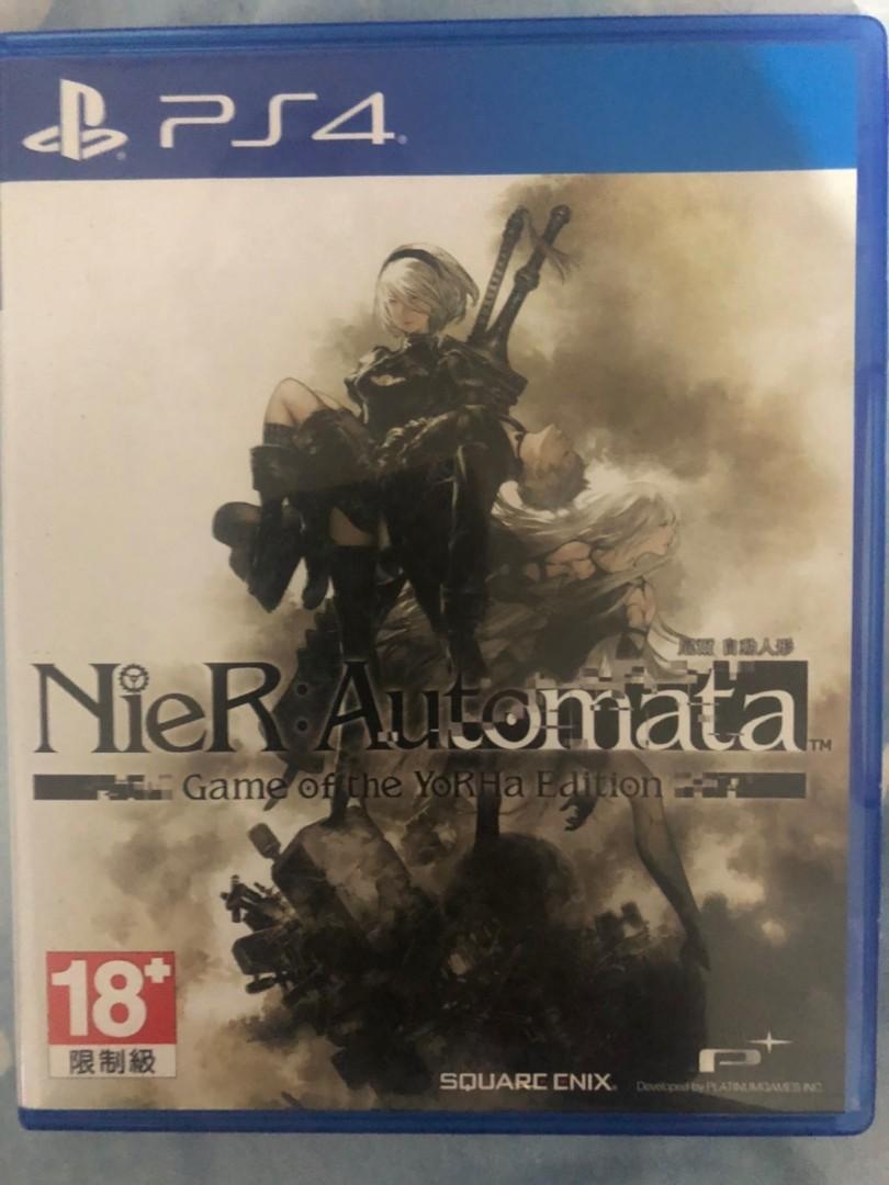 PS4 尼爾 自動人型 年度版 含DLC