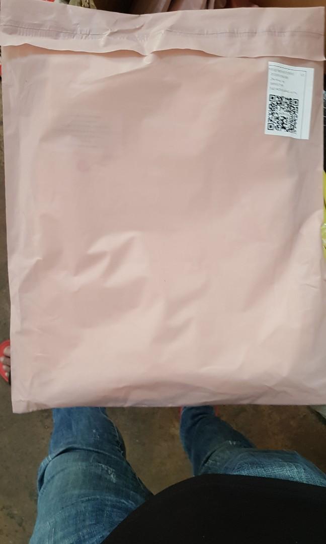 Rider parcel delivery