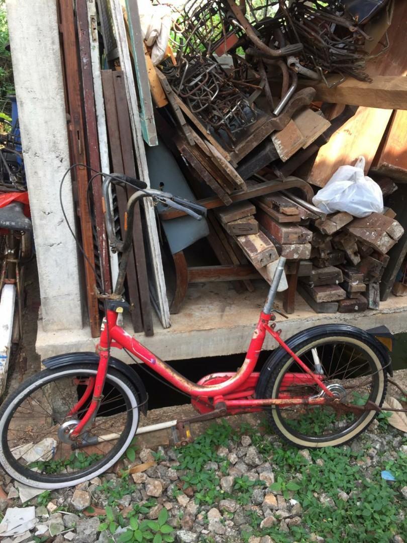 Sepeda Mini Deki Made In Japan Olah Raga Sepeda Di Carousell