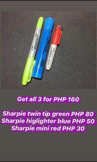 Sharpie markers bundle