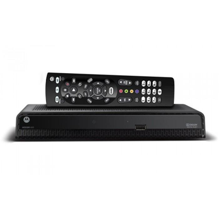Shaw Direct HDDSR 600 Digital Satellite Receiver with Integrated HDTV Decoder